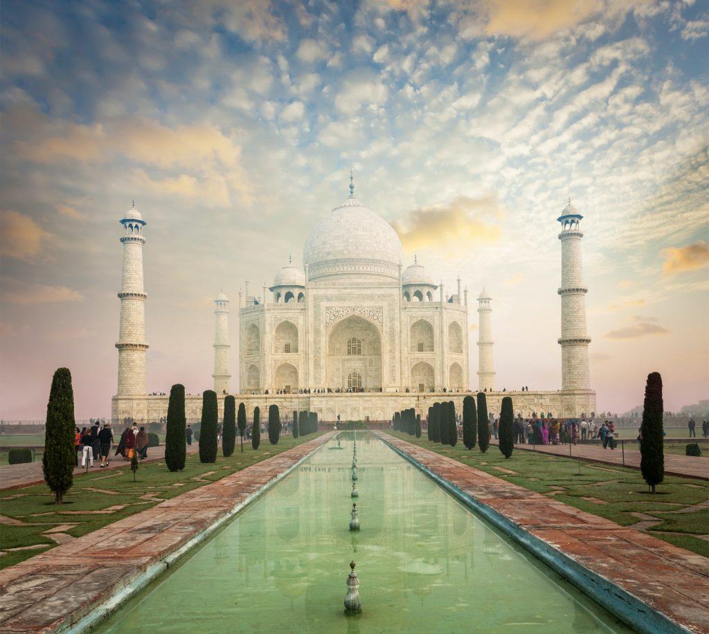 Taj Mahal - Betting App